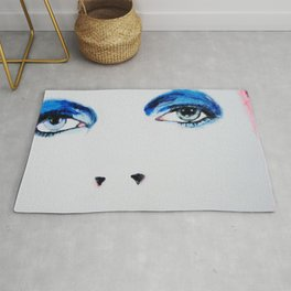 BOWIE. Rug