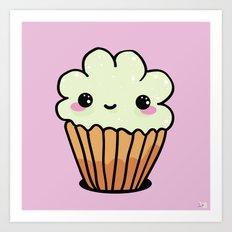 Cupcake Series - 1 Art Print