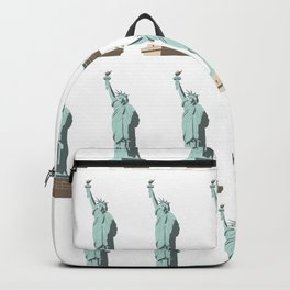 Statue of Liberty Backpack