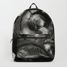 Wagon Wheel Hub Backpack