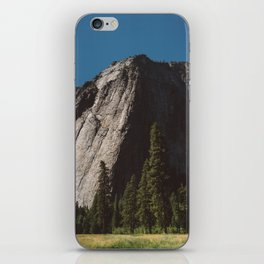 El Capitan IV iPhone Skin
