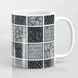 Checkered pattern Coffee Mug