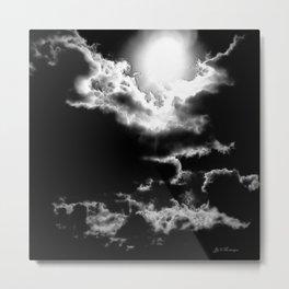 Dark Sky. © J&S Montague. Metal Print