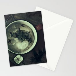 Tea & Ravens Stationery Cards