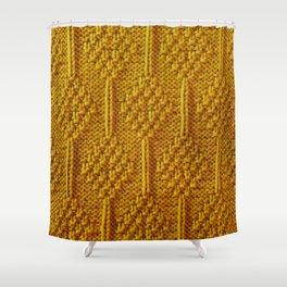 StaninMuSTard Shower Curtain