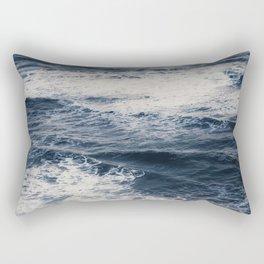 Crashing Surf Rectangular Pillow
