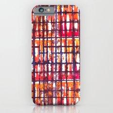 Plaid Slim Case iPhone 6s