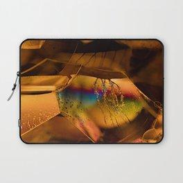 Opalescent Bubbles Laptop Sleeve