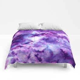 Enchanting Ice Dye Comforters