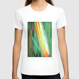 night lights on the highway T-shirt
