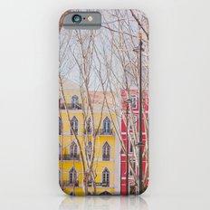 Colourful Street iPhone 6s Slim Case