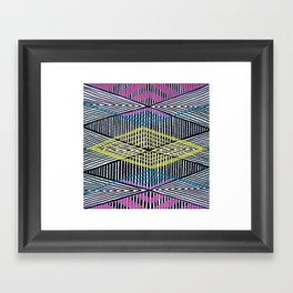 RIZE Framed Art Print