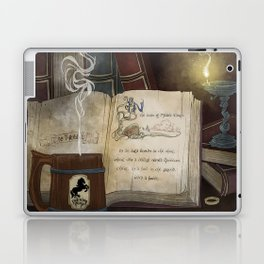 There and Back Laptop & iPad Skin
