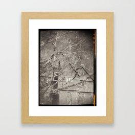 Witch House/Corwin House Salem MA #1 Framed Art Print