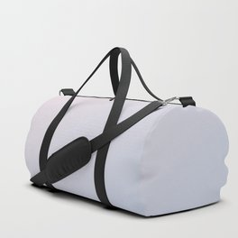POWDER CANDY - Minimal Plain Soft Mood Color Blend Prints Duffle Bag
