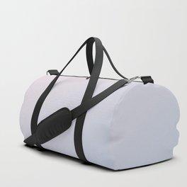 POWDER CANDY - Minimal Plain Soft Mood Color Blend Prints Duffle Bag