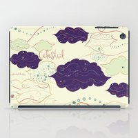 celestial iPad Cases featuring Celestial by Grace Anne