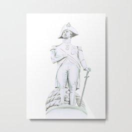 Nelson Metal Print