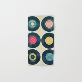 Vinyl Collection Hand & Bath Towel
