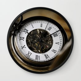 Timeless Time Wall Clock