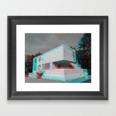 Bauhaus · Das Bauhaus 3 Framed Art Print