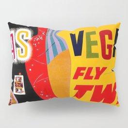 Lady Las Vegas Pillow Sham