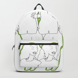 Be your own kind of beautiful Backpack