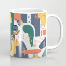 In The Mood For Music Coffee Mug