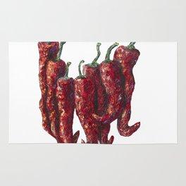Hot Chili Rug