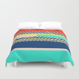 Dazed and Confused  Duvet Cover