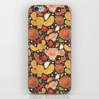 indonesia iPhone & iPod Skins featuring Indonesia Spices by haidishabrina