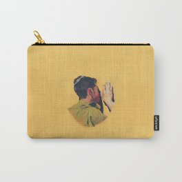 Untitled (soldier, gold) Carry-All Pouch