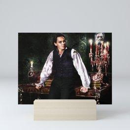 Sir Thomas Sharpe - Crimson Peak V (Full Version) Mini Art Print