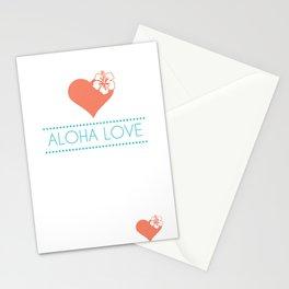 Aloha Love Stationery Cards