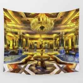 Vincent Van Gogh Palace Wall Tapestry