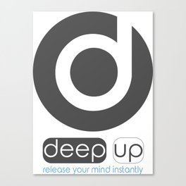 deep house Canvas Print