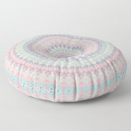 Mandala DCII Floor Pillow