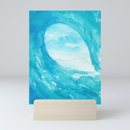 Make Waves Mini Art Print