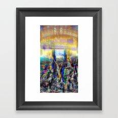 And the longer you linger, the linger you long. 08 Framed Art Print