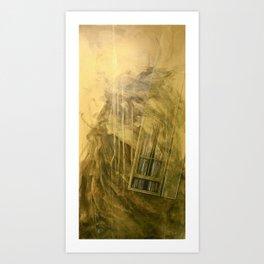 Silent Winds Art Print