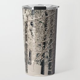 Winter Woods 1 Travel Mug
