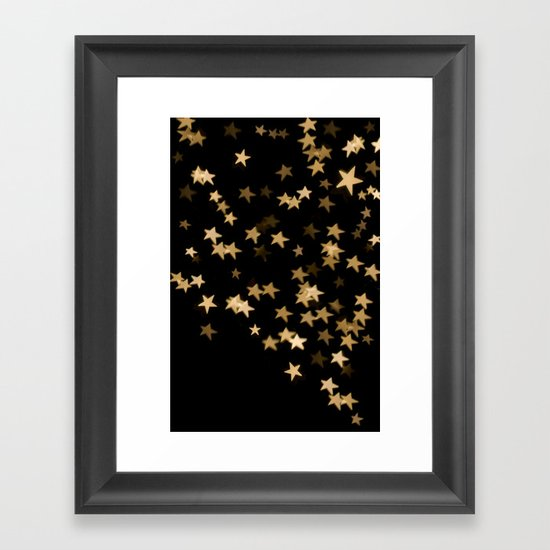 Twinkle Framed Art Print