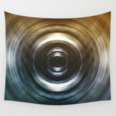 From Day to Night Wall Tapestry