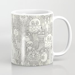 pencil pinatas ivory Coffee Mug