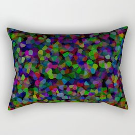 Wild Pattern 99 Rectangular Pillow