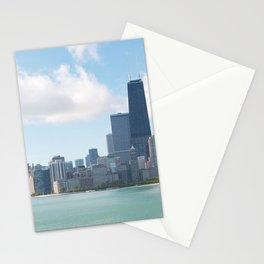 Chicago Skyline Stationery Cards