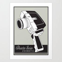 Gadget Envy Art Print