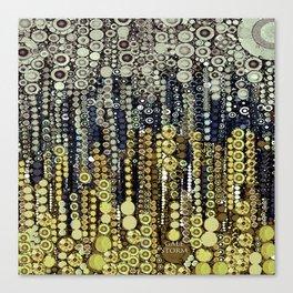 :: Gray Gatsby :: Canvas Print