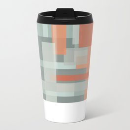 rust Metal Travel Mug