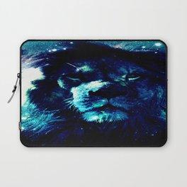 Galaxy Lion Laptop Sleeve